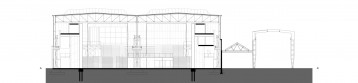 Civic Architects_Lochal Library Tilburg_Section