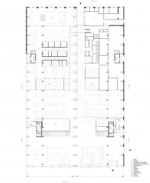 Civic Architects_Lochal Library Tilburg_Ground Floor