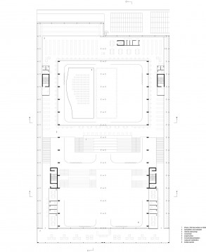 Civic Architects_Lochal Library Tilburg_2nd floor