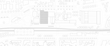 Civic Architects_Lochal Library Tilburg_Situation drawing