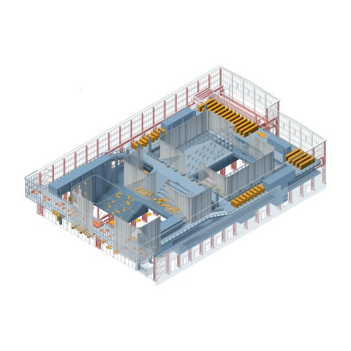 Civic Architects_Lochal Library Tilburg_Expertises
