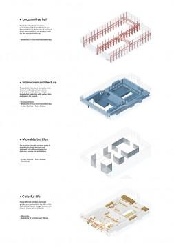 Civic Architects_Lochal Library Tilburg_Team Effort